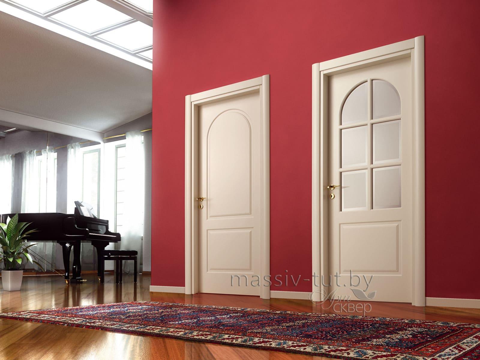 м20 ПМЦ дверь межкомнатная в интерьере