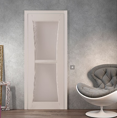 Белые двери в интерьере. Почему белый?