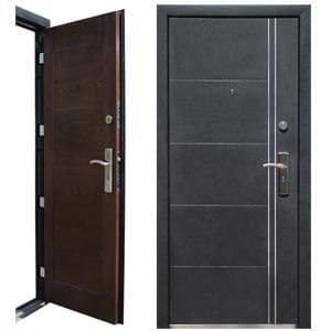 Входные металлические двери KMT