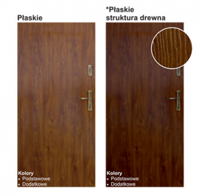 """Двери входные KMT Standard 55 """"Плоские"""""""