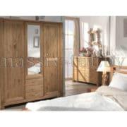 Комод Фьорд 24 АртСквер, массив, мебель 2