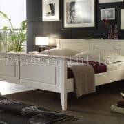 Кровать  Боцен Д8159, АртСквер, массив, мебель 2
