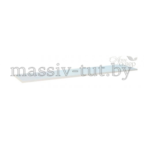 Полка Мадейра Д3115, АртСквер, массив, мебель