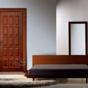 м6 дверь глухая ПМЦ в интерьере