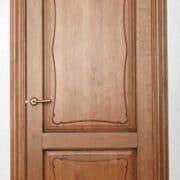 м6-2 дверь глухая ПМЦ 10% орех