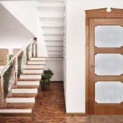 м7-3 дверь остекленная ПМЦ интерьер