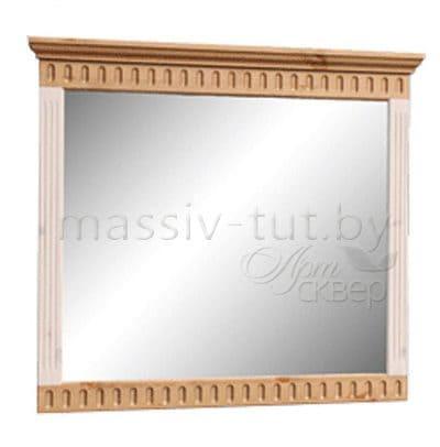 """Зеркало """"Хельсинки"""" из массива сосны"""