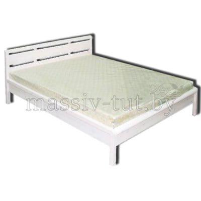 """Кровать """"Мадейра"""" Д8146 из массива сосны"""