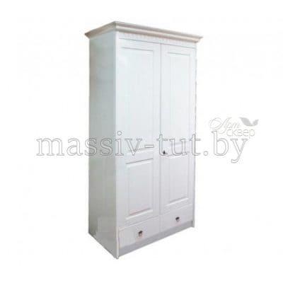 """Шкаф 2-хдверный """"Боцен"""" Д7183-2 из массива сосны"""