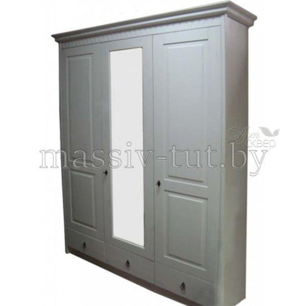 Шкаф Боцен Д6165, АртСквер, массив, мебель