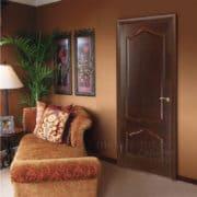 м1 дверь межкомнатная ПМЦ в интерьере