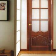 м1 дверь межкомнатная ПМЦ стекло