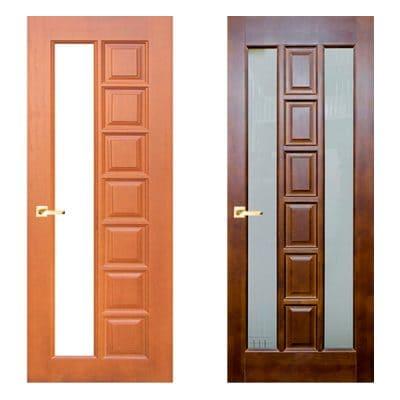 Trend 2 дверь из массива сосны