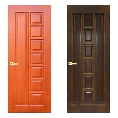 Trend 3 дверь из массива сосны