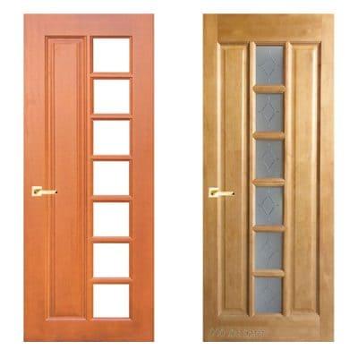 Trend 4 дверь из массива сосны