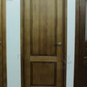 м117-2 дверь глухая ПМЦ 10% орех патина
