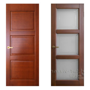 Tradicia 1 дверь из массива сосны