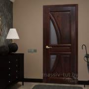 м29 остекленная дверь ПМЦ в интерьере