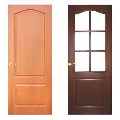 Fort дверь из массива сосны
