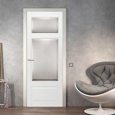 м55-2 дверь остекленная пмц