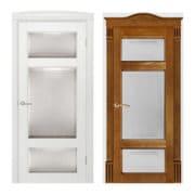 м55-3 остекленная дверь межкомнатная ПМЦ