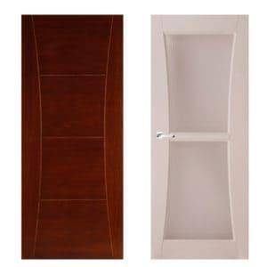 Elegia дверь из массива сосны