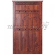 Вешалка Индра Д 7121, АртСквер, массив, мебель 1