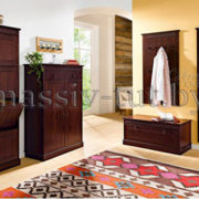 Вешалка Индра Д 7121, АртСквер, массив, мебель 3