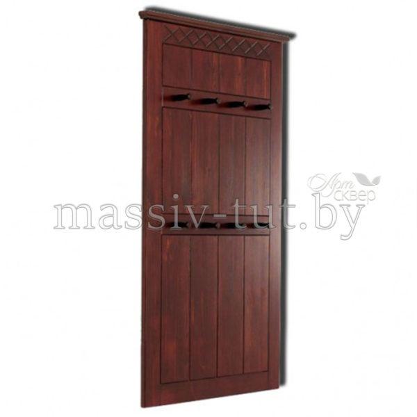 Вешалка Индра Д 7121, АртСквер, массив, мебель