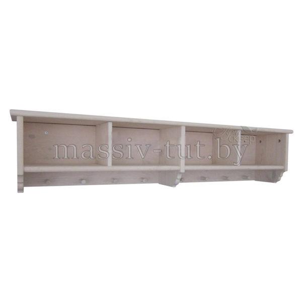 Вешалка Лесквик Д7104, АртСквер, массив, мебель 1