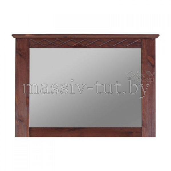 Зеркало Индра Д 7137, АртСквер, массив, мебель
