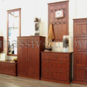 Комод Индра Д2183, АртСквер, массив, мебель 1