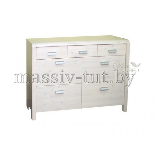 Комод Мадейра Д2199, АртСквер, массив, мебель
