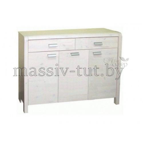 Комод Мадейра Д2200, АртСквер, массив, мебель