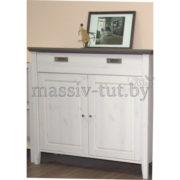 Комод Саргас Д7146-5, АртСквер, массив, мебель 1