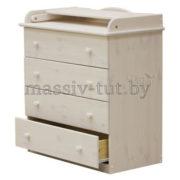 Комод для реленания Д2301, АртСкер, массив, мебель 1