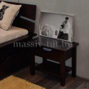 Комод  прикроватный Париж Д2258, АртСквер, массив, мебель (4)