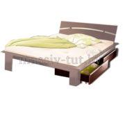 Комплект ящиков к кровати Париж Д8205-1, АртСквер, массив, мебель (2)