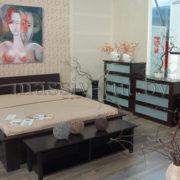 Комплект ящиков к кровати Париж Д8205-1, АртСквер, массив, мебель (3)