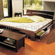 Комплект ящиков к кровати Париж Д8205-1, АртСквер, массив, мебель (4)