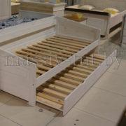 Кровать Бонни Д8182, АртСквер, массив, мебель 1