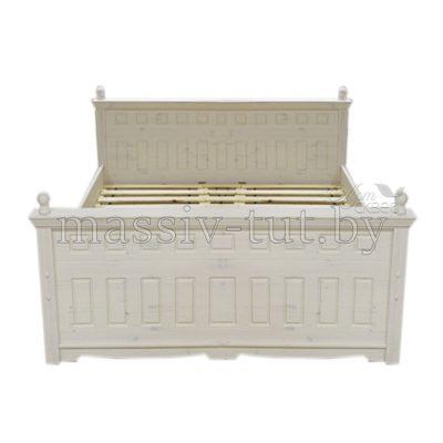 """Кровать """"Клаудиа"""" Д71112-17 (160*200) из массива сосны"""