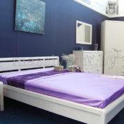 Кровать Мадейра Д8143, АртСквер, массив, мебель 2