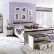 Кровать Мальта 180 с ящиками, АртСквер, массив, мебель 5