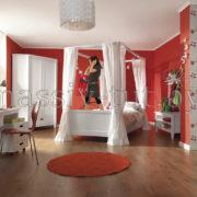Кровать Сиело 77322, АртСквер, массив, мебель 2