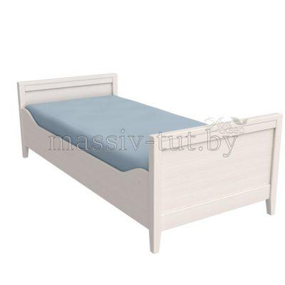 """Кровать """"Сиело"""" 77322 из массива сосны"""