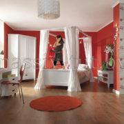 Кровать Сиело 77323, АртСквер, массив, мебель 1