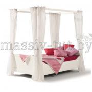 Кровать Сиело 77323, АртСквер, массив, мебель 2