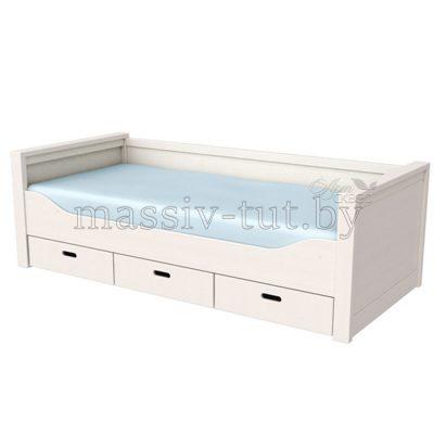 """Кровать """"Сиело"""" 77325 из массива сосны"""