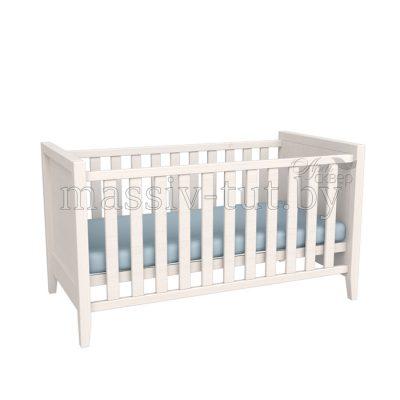 """Кровать детская """"Сиело"""" 77300 из массива сосны"""